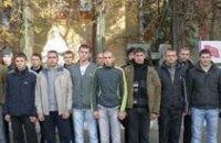 20 днепропетровцев будут служить в Президентском полку