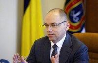 Кабмін розгляне проект указу президента про звільнення Степанова 10 квітня