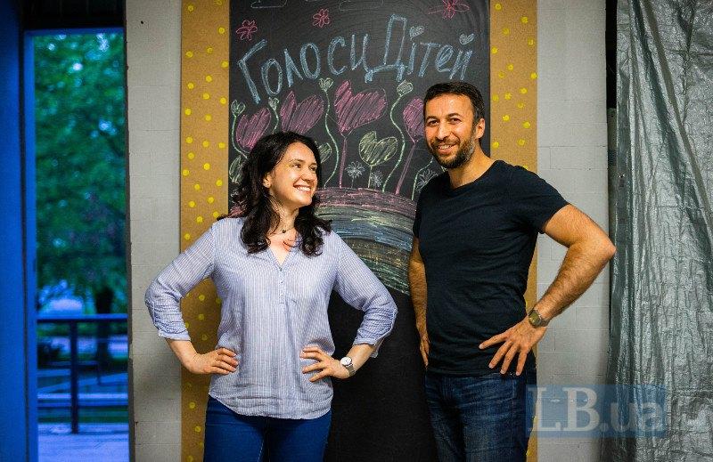 Лєна й Азад мріють про те, що мережа фонду покриватиме міста та села вздовж всієї лінії фронту