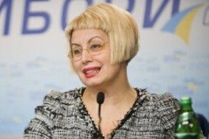 Янукович уволил Анну Герман