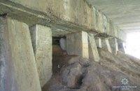 Под мостом в Черкасской области обнаружили тайник с боеприпасами