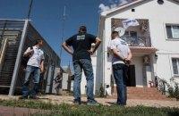 В Станице Луганской возобновила работу патрульная база ОБСЕ