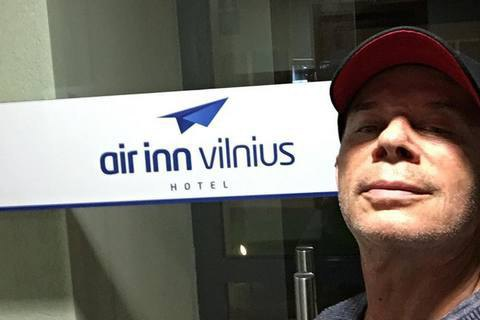 Газманова не впустили в Литву