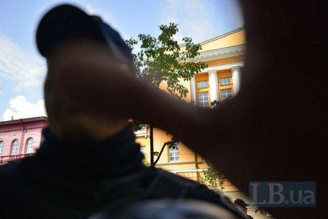Полицейские напали на фотокора LB.ua после Марша равенства