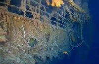 """Дослідники показали перші за 14 років фото затонулого """"Титаніка"""""""