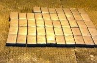 В Одеській області виявили рекордні 56,4 кг кокаїну з Еквадору