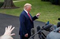 Трамп хоче зустрітися з інформатором його розмови із Зеленським