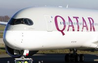 Qatar Airways начнет полеты в Украину