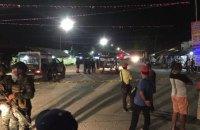Двое людей погибли при взрыве на фестивале на Филиппинах