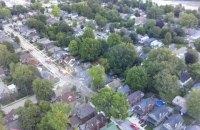 В Канаде в результате взрыва газа разрушены дома, сотни эвакуированных