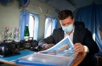 Авиаперелеты Зеленского обошлись госбюджету в 14 млн гривен