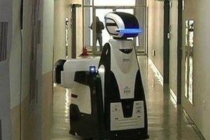 В тюрьмах Южной Кореи будут роботы-надзиратели