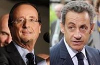 Саркози настигает Олланда в канун второго тура