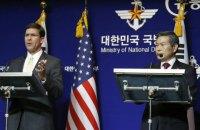 Совместные учения США и Южной Кореи отложили из-за недовольства КНДР