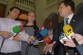 Костусева охраняют люди Хорошковского