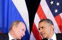 Обама обговорив з Путіним ситуацію в Україні