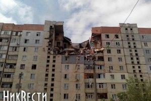 Урятована після вибуху будинку в Миколаєві підтвердила, що витік газу був у її помешканні