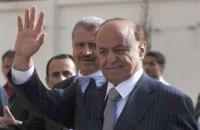 Президент Йемена призвал ко всеобщему восстанию против повстанцев
