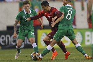 Португалія повернення Роналду відзначила розгромом Ірландії