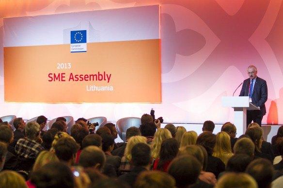 Европейская неделя МСБ в Литве в 2013