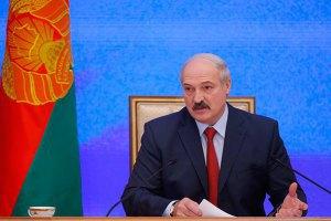 Лукашенко пообіцяв воювати з Росією, якщо вона спробує завоювати Білорусь