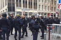 Во Франции немецкие ультрас напали на украинских болельщиков