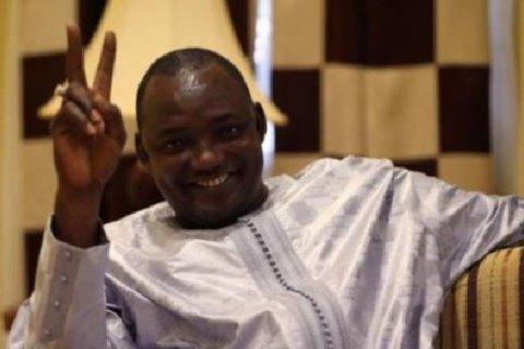 Інавгурація обраного президента Гамбії пройшла в Сенегалі
