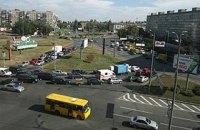 На следующий год запланирован капремонт Дарницкой площади в Киеве