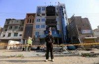 Під час нападу на п'ятизірковий готель у Пакистані загинули п'ятеро людей