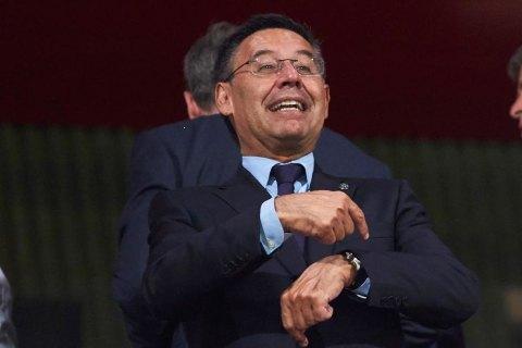 """Президент """"Барселоны"""" признался, почему он уволил Вальверде"""