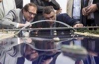 Немцы признали возможной достройку Подольского моста