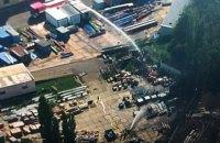 В Чехии загорелись склады со списанными боеприпасами