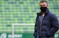 """""""Ференцварош"""" Реброва завершив золотий сезон двома рекордами, але українець не впевнений у своєму майбутньому в команді"""