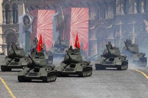 Зеленський заявив, що в Росії відпрацьовують варіанти захоплення Києва