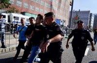 В Москве задержали организаторов митинга против повышения пенсионного возраста