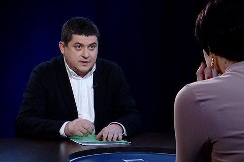 Бурбак прокоментував можливе призначення Зубка в.о. прем'єра