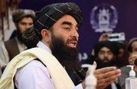 """""""Талібан"""" з аеропорту Кабула оголосив про звільнення Афганістану"""