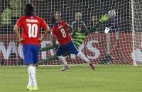 Збірна Чилі перемогла у стартовому матчі Кубка Америки