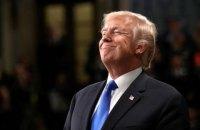 Трампа номіновано на Нобелівську премію миру