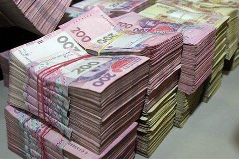 Україна скоротила дефіцит держбюджету до 0,9 млрд гривень