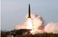 КНДР сообщила об испытаниях нового управляемого оружия