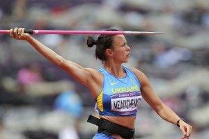 Украинка Мельниченко сегодня вечером станет чемпионкой мира в семиборье
