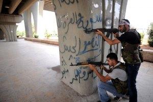 Турецькі війська продовжують наступ на курдських бойовиків