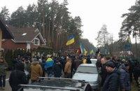 Луценко вважає мітинг біля свого будинку на руку корупціонерам