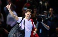 Федерер проиграл в полуфинале Итогового турнира Гоффену