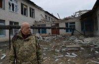 Боец АТО подорвался на растяжке в Луганской области