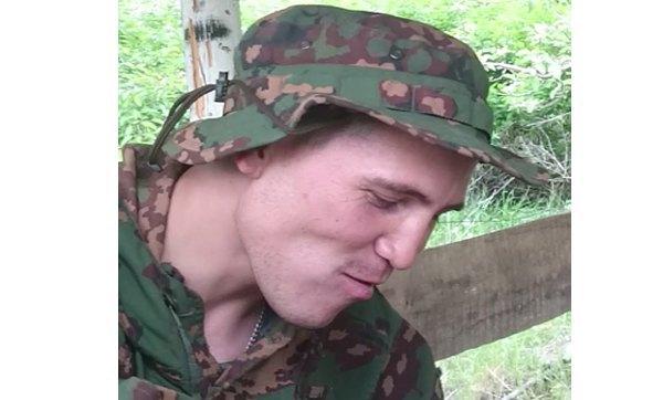 Спецназначенец 3 ОБр СпП - Азимов Мурат Ербулатович, зам командира группы, позывной «Казах»