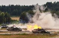 Україна посіла восьме місце в міжнародних танкових змаганнях НАТО