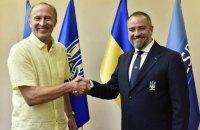 Петракова призначено головним тренером збірної України з футболу