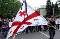 Грузинская оппозиция заявляет об избиении своих активистов милицией